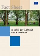 UE – La Politica di Sviluppo Rurale Europea 2007-2013