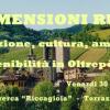 Convegno Dimensioni Rurali. Innovazione, cultura, ambiente e sostenibilità in Oltrepo Pavese